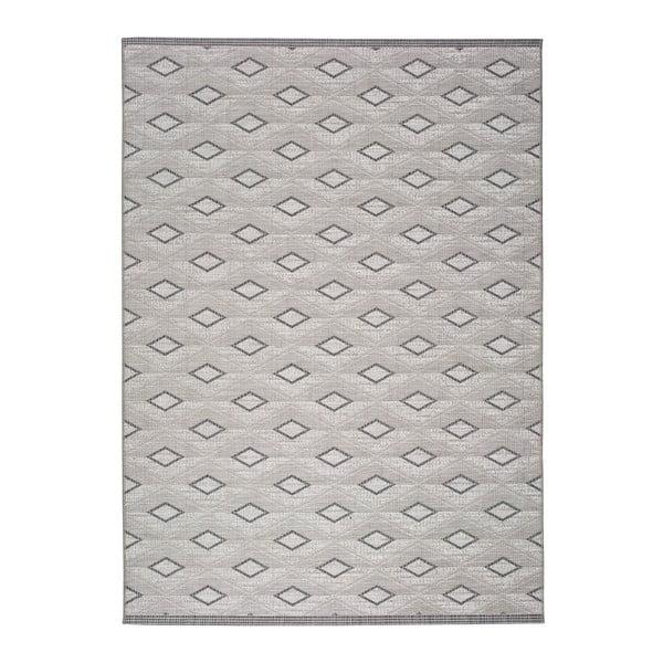 Covor pentru exterior Universal Weave Kasso, 77 x 150 cm, gri