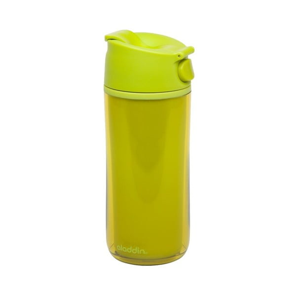 Termohrnek Flip & Sip 350 ml, zelený