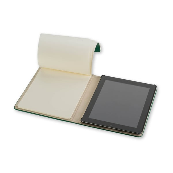 Obal na iPad 3/4 Moleskine, zelený