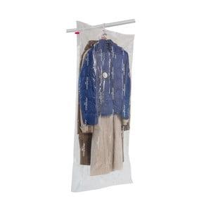 Husă cu vacuum pentru îmbrăcăminte Compactor Espace, lungime 145 cm