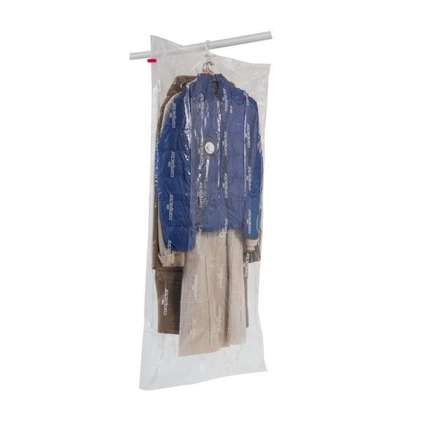 Vákuový obal na šaty Compactor Espace, dĺžka 145 cm