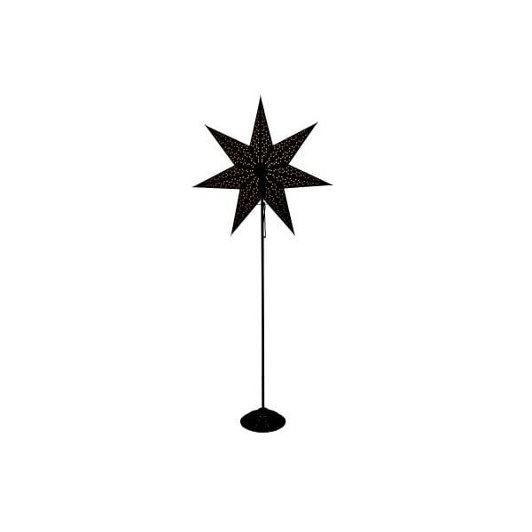 Svítící hvězda se stojanem Best Season Karo Black