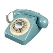 Retro funkční telefon Serie 746 French Blue