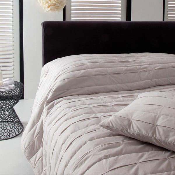 Přehoz přes postel Ritual Oyster, 220x270 cm