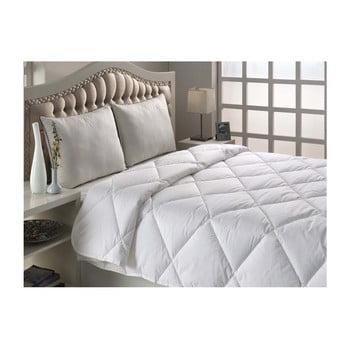 Pătură matlasată pentru pat Marvella Quilt Single Size, 155 x 200 cm, alb de la Marvella