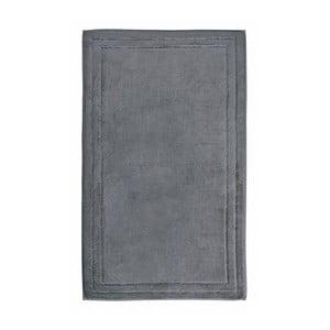 Tmavě šedá koupelnová předložka Aquanova Riga, 70 x 120 cm