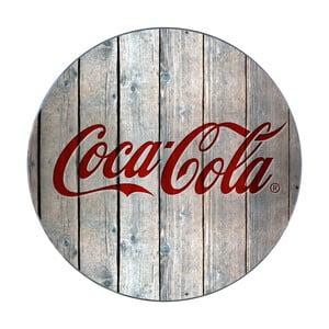 Skleněná podložka pod hrnec Wenko Coca-Cola Wood