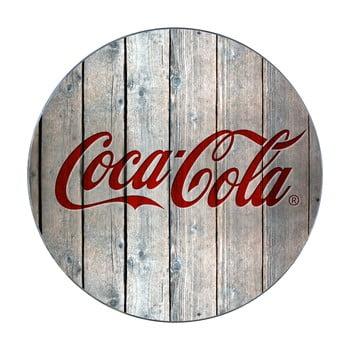 Suport de sticlă pentru oală Wenko Coca-cola Wood de la Wenko