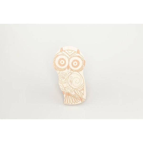 Dřevěné krájecí prkénko Small Owl