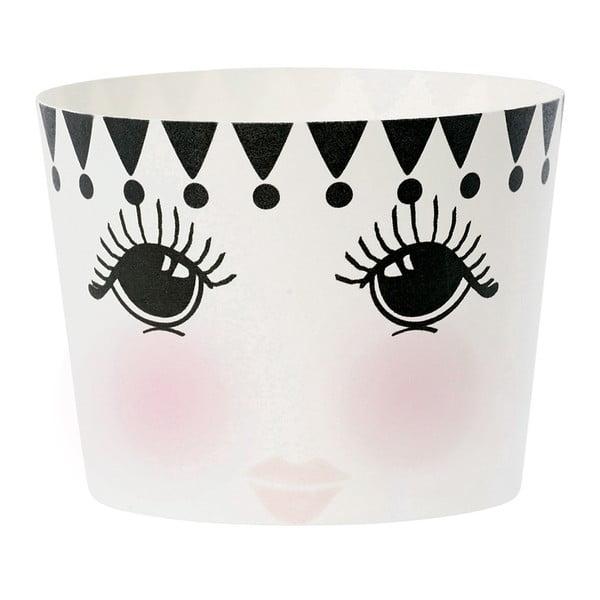 Set 24 coșulețe pentru copt Miss Étoile Eyes And Dots