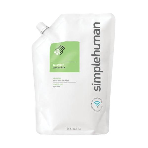 Hydratační tekuté mýdlo s vůní okurky simplehuman