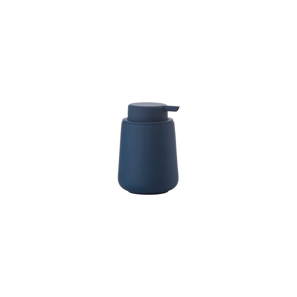 Tmavě modrý dávkovač mýdla Zone Nova One