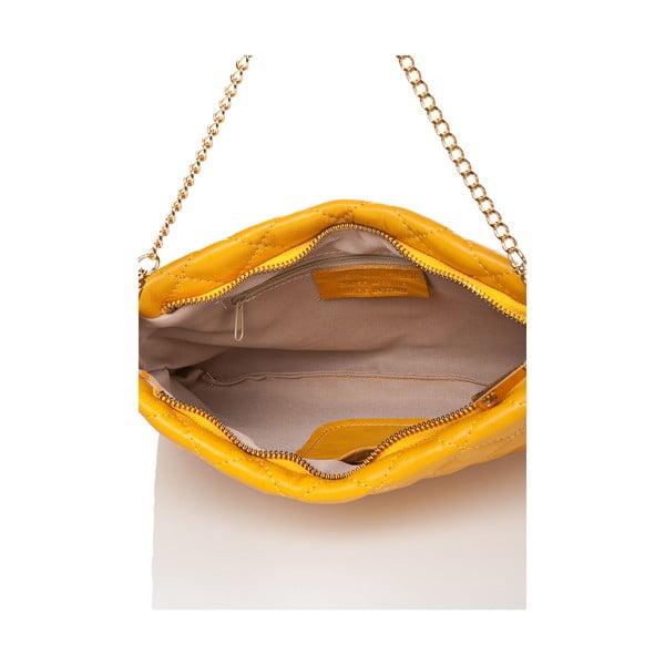 Kabelka Ines Yellow