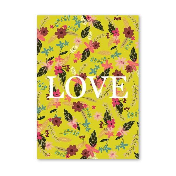 Plakát od Mia Charro - Love Nature