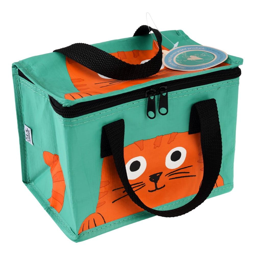 Svačinová taška s kočičkou Rex London
