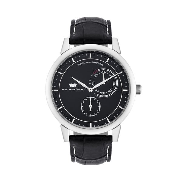 Pánské hodinky Rhodenwald&Söhne Levantos Black