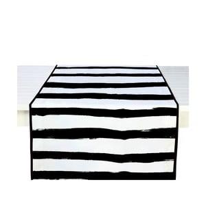 Běhoun na stůl Stripes, 50x140 cm