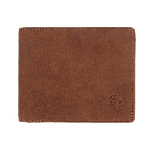 Kožená peněženka Merrick Tan