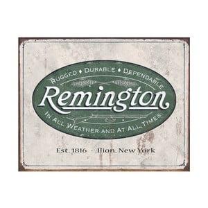 Plechová cedule Durable Remington