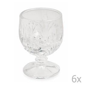 Sada 6 sklenic na likér Villa d'Este Liquorini,40ml