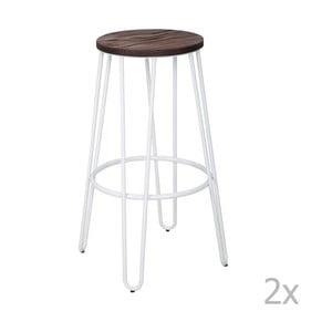 Set 2 scaune pentru bar Detroit