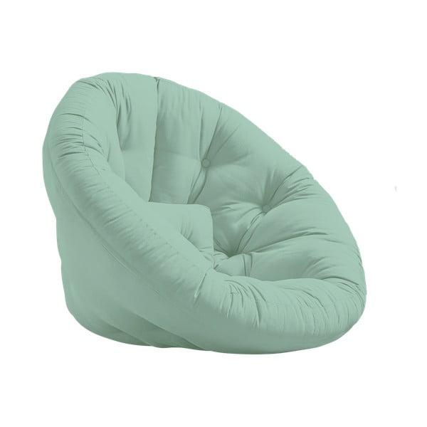 Fotoliu extensibil Karup Design Nest Mint