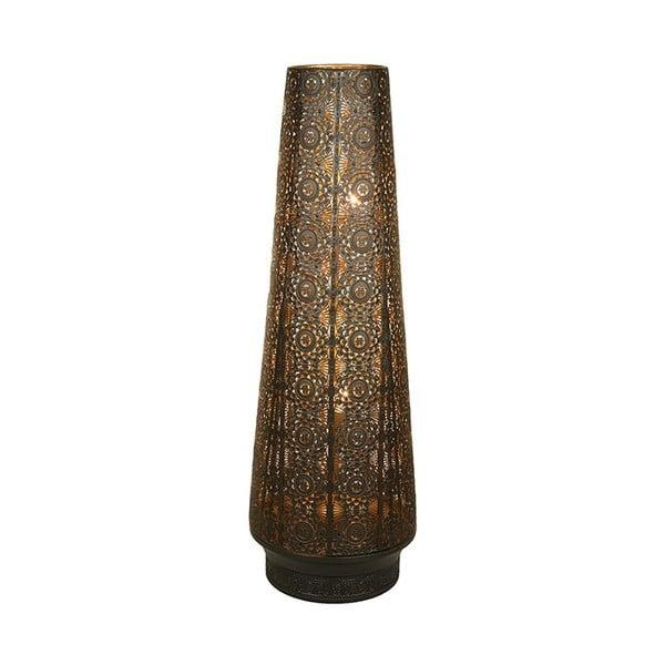 Železná stojací lampa Santiago Pons Beauty, výška 78cm