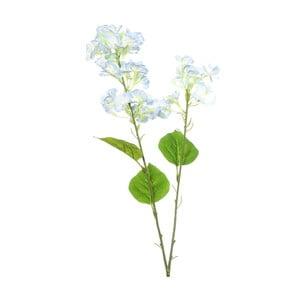 Floare artificială Ixia Atieno, înălțime 76 cm, albastru