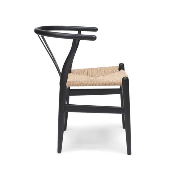 Židle Silla Toscana Negra