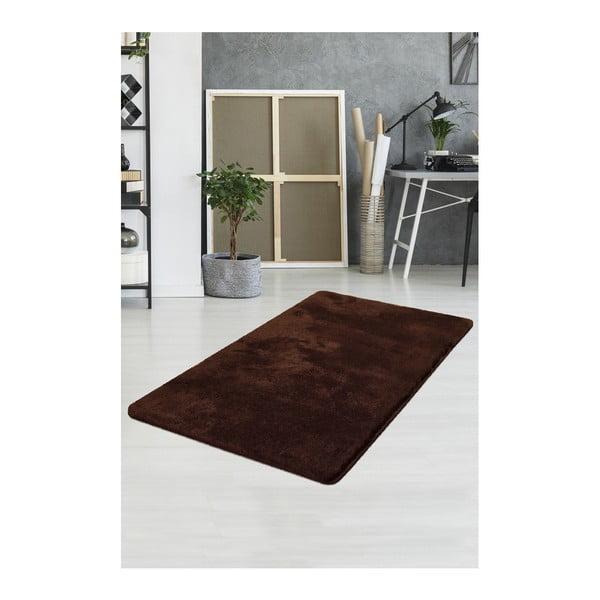 Hnědý koberec Milano, 140x80cm