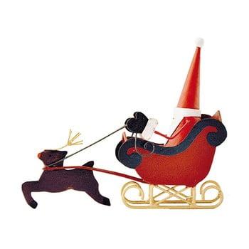 Decorațiune pentru Crăciun G-Bork Santa on Sledge imagine