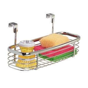 Kovový košík na kuchyňská dvířka InterDesign Axis Tray