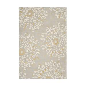 Vlněný ručně tkaný koberec Safavieh Clark, 121x182cm