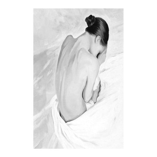 Obraz Black&White Body,45x70cm