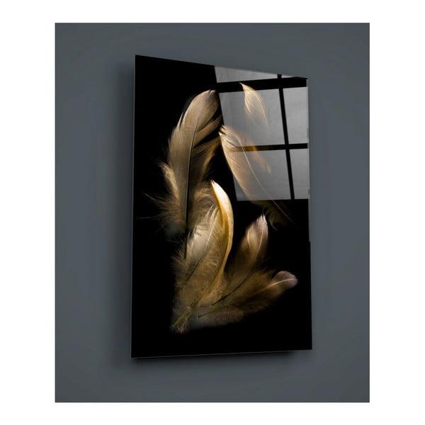Obraz szklany Insigne Munskie, 72x46 cm