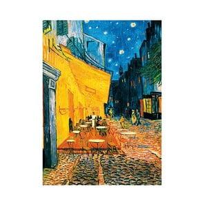 Čtyřdílná fototapeta Terrasse de Café (Vincent Van Gogh), 183 x 254 cm