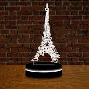 Světlo s 3D efektem Eiffelovka