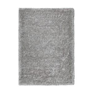 Šedý koberec vhodný i na ven Universal Aloe Liso, 60 x 120 cm