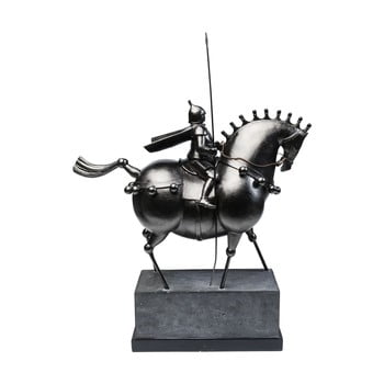 Statuetă decorativă Kare Design Black Knight, negru de la Kare Design