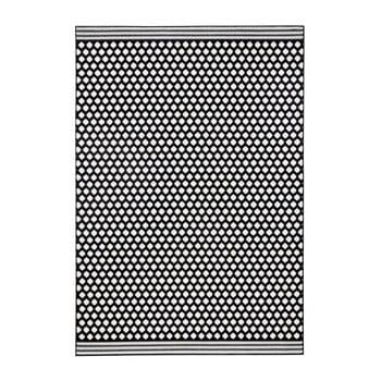 Covor Zala Living Spot, 140 x 200 cm, negru – alb de la Zala Living
