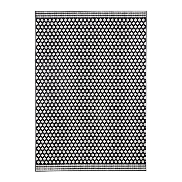 Covor Zala Living Spot, 200 x 290 cm, negru - alb
