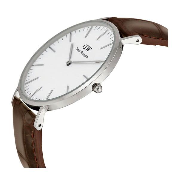 Pánské hodinky Daniel Wellington York Silver