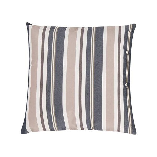Venkovní polštář Monobeli Lizatto Multicolour Stripes, 40 x 40 cm