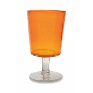 Sada 6 oranžových sklenic Villa d'Este Malibu, 280ml