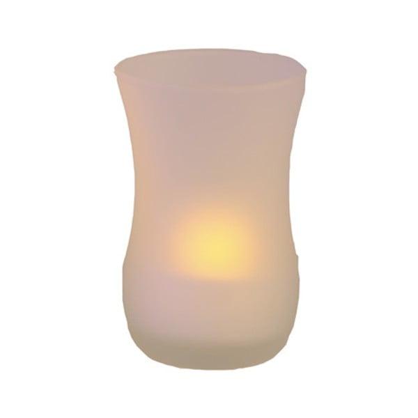 Svícen s LED svící