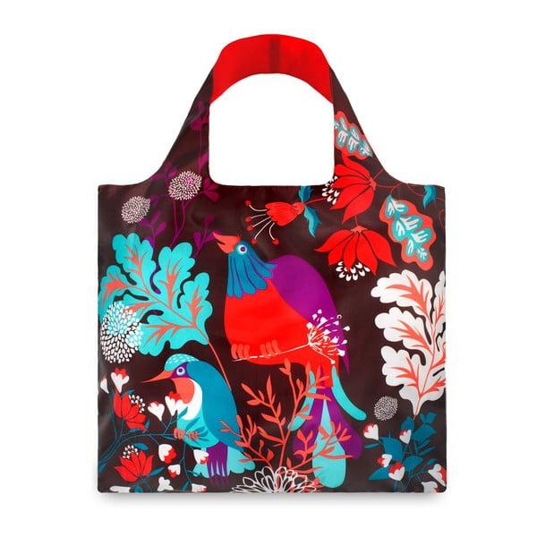 Skládací nákupní taška Bird