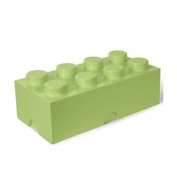 Cutie depozitare LEGO®, verde deschis de la LEGO®