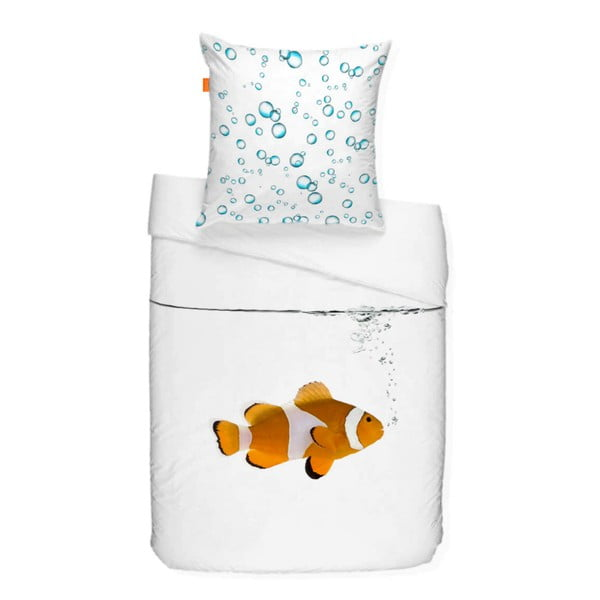 Povlak na peřinu Clownfish, 140x200 cm