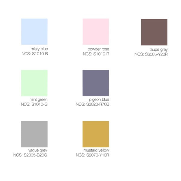 Stolek Dot S (různé barvy)