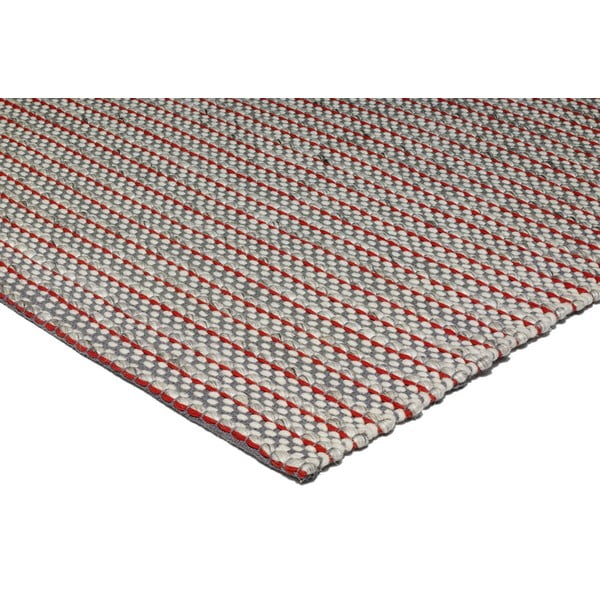 Koberec Linden Red, 100x150 cm